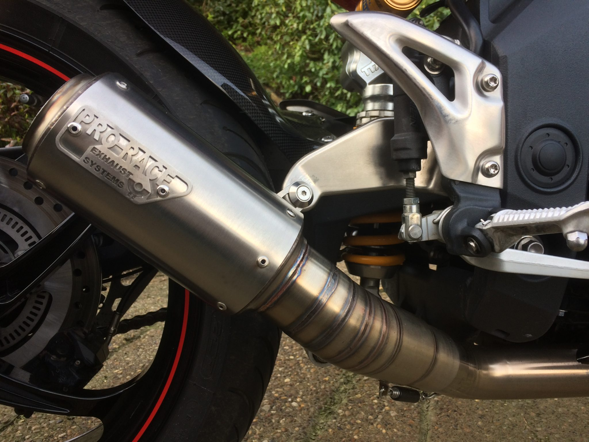 Pete – Triumph Speed Triple 1050 R 2