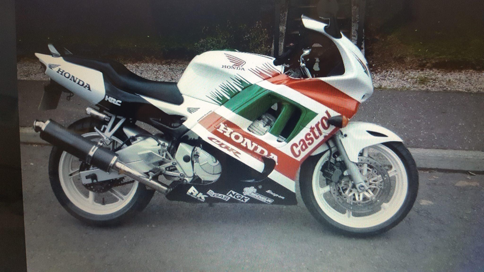 RAB – Honda CBR6005