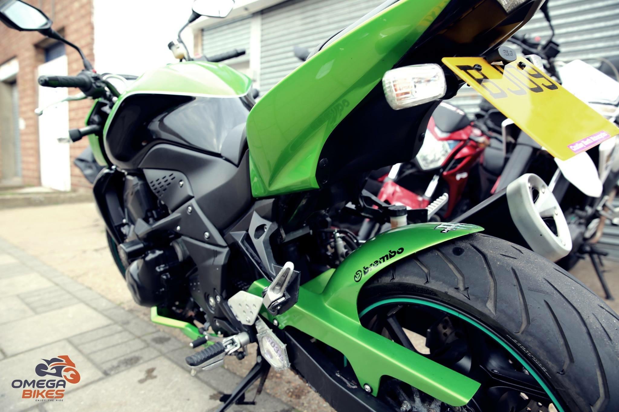 Rafael – Kawasaki Z750 1