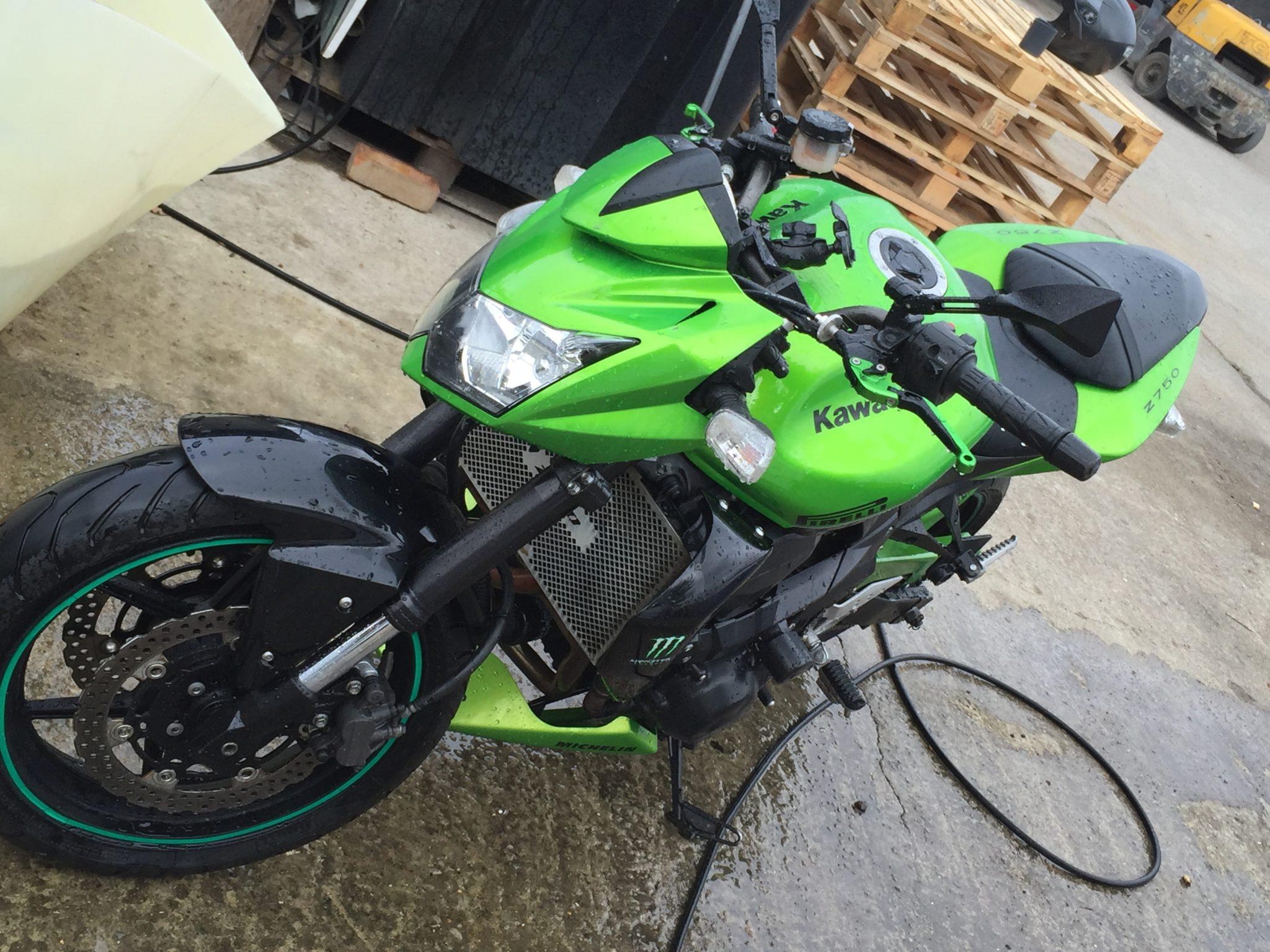 Rafael – Kawasaki Z750 2
