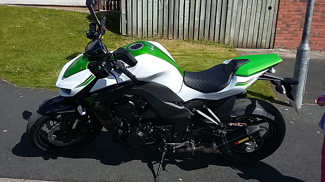 Rasp – Kawasaki Z1000