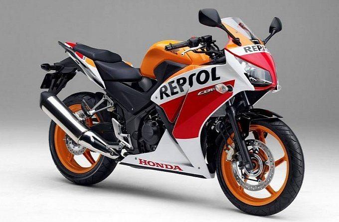 Reilly – Honda CBR250R
