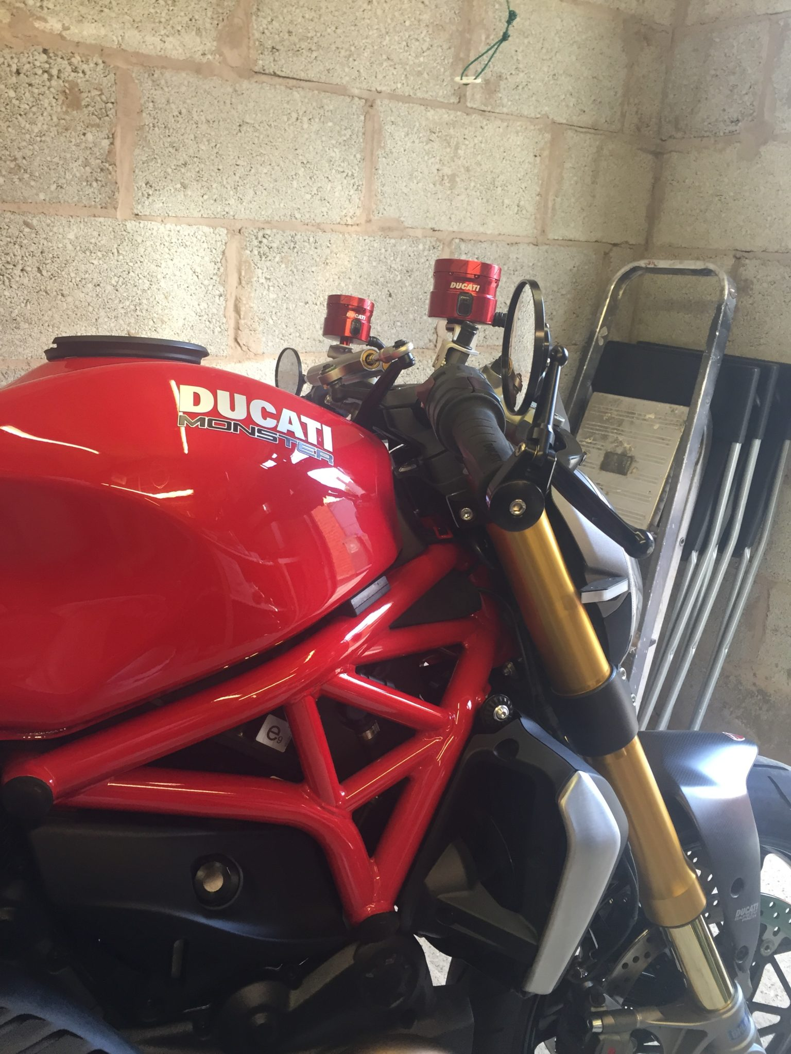 Remi – Ducati Monster 1200S