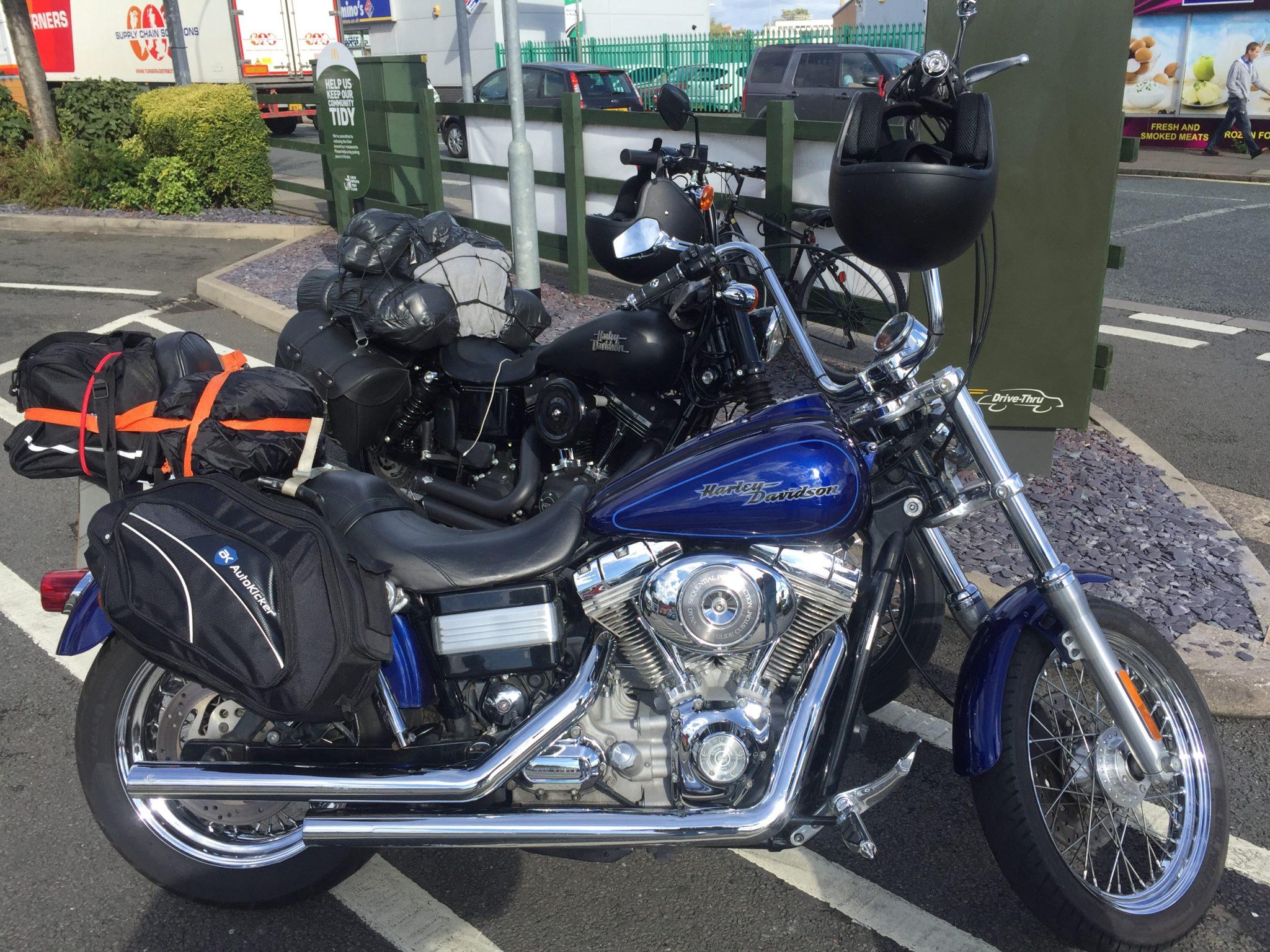 Richard Dunnan – Harley Davidson Dyna Glide