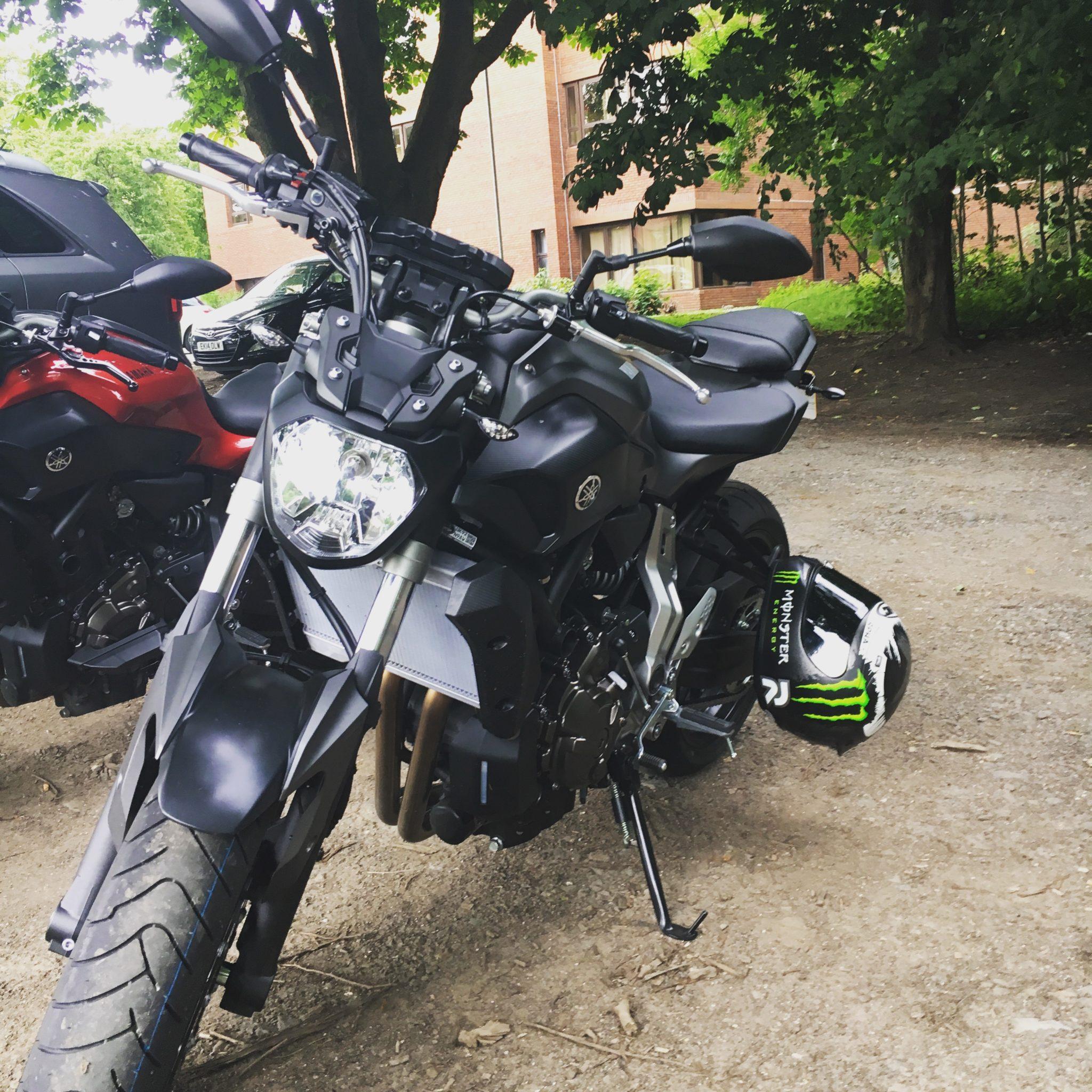 Sam – Yamaha MT-07