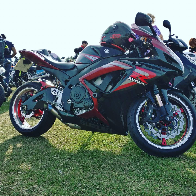 Sanchez – Suzuki GSX-R750