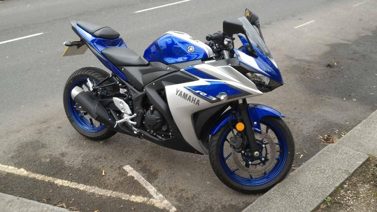Stas – Yamaha R3