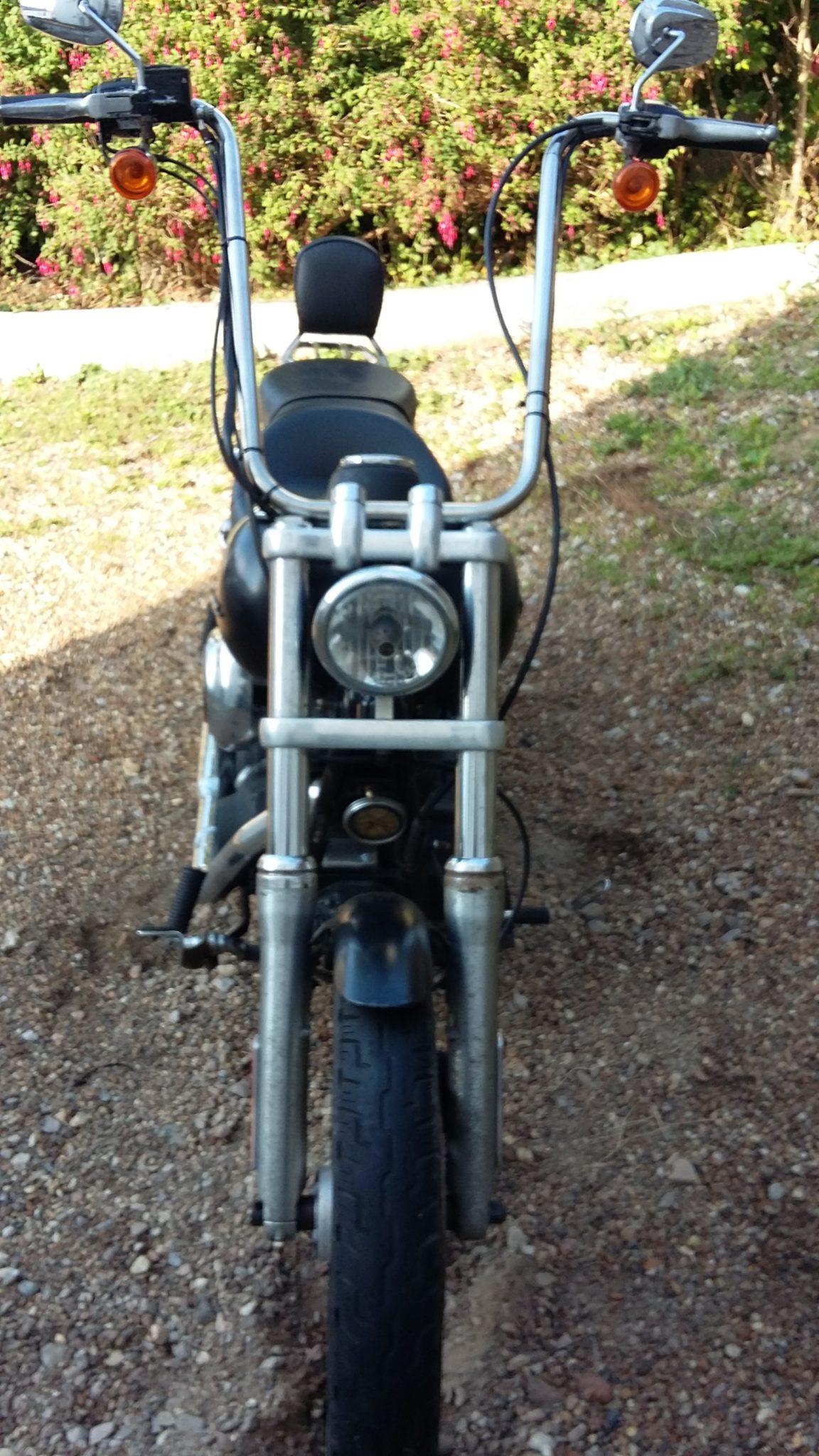 Stephen the Viking – Harley-Davidson Street Bob