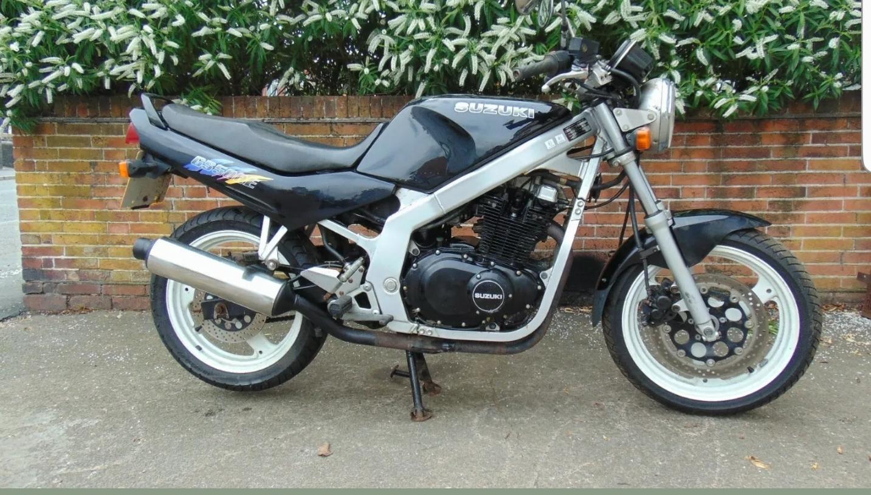 Suzuki GS500 – Dave