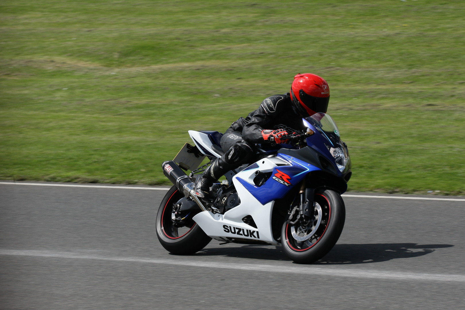 Suzuki GSX R1000 – Phil Harris 3