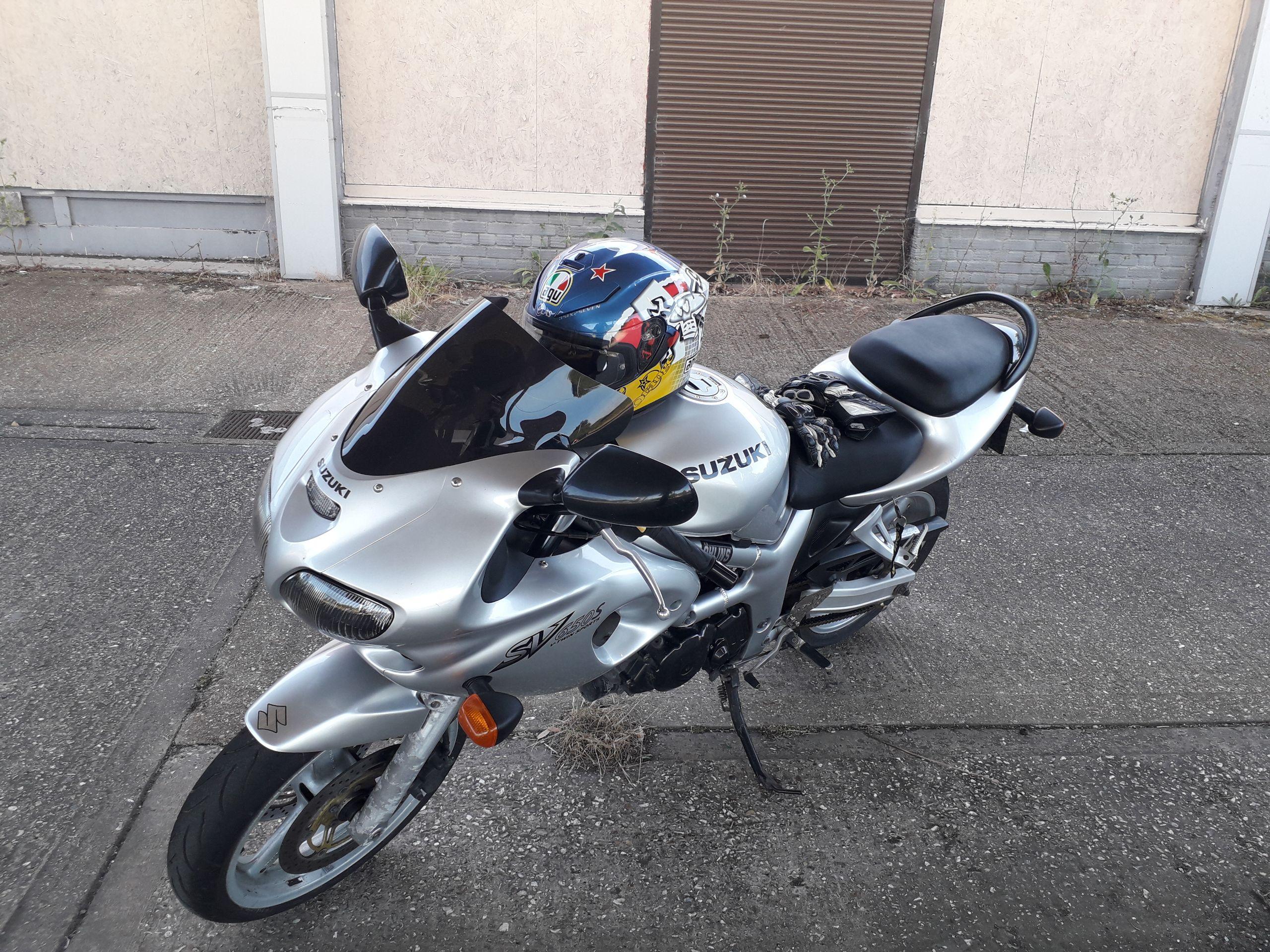 Suzuki SV650S – NATHANAEL 1