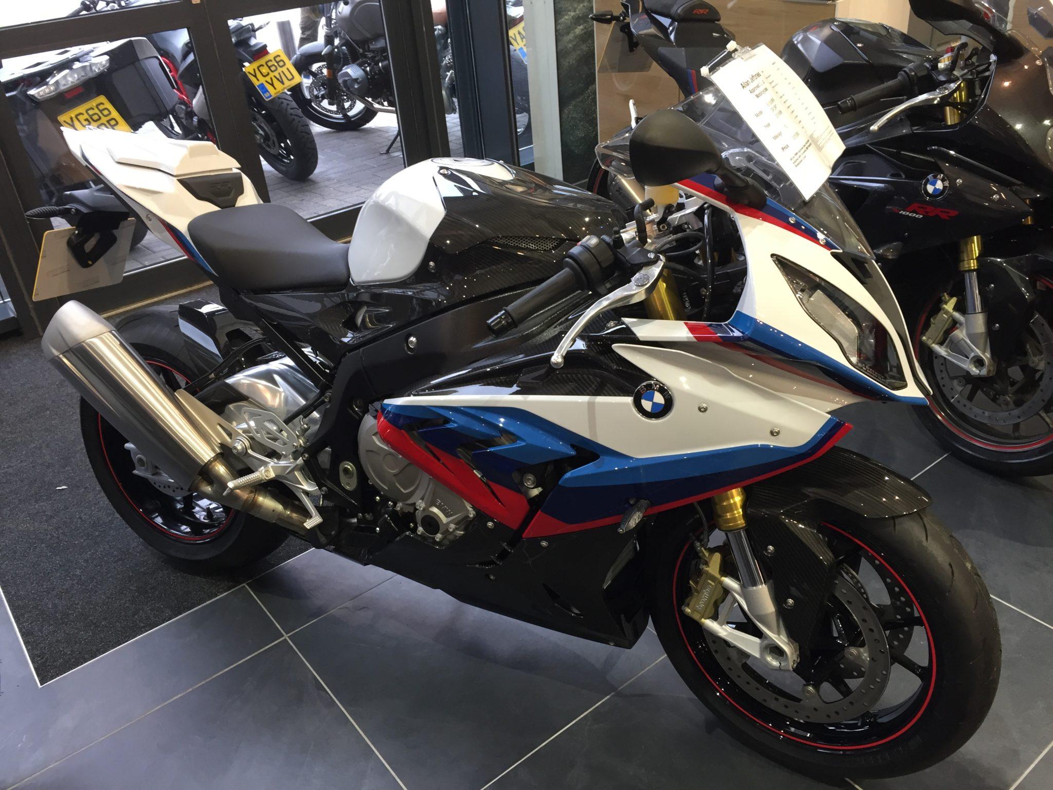 Teddy – BMW S1000RR