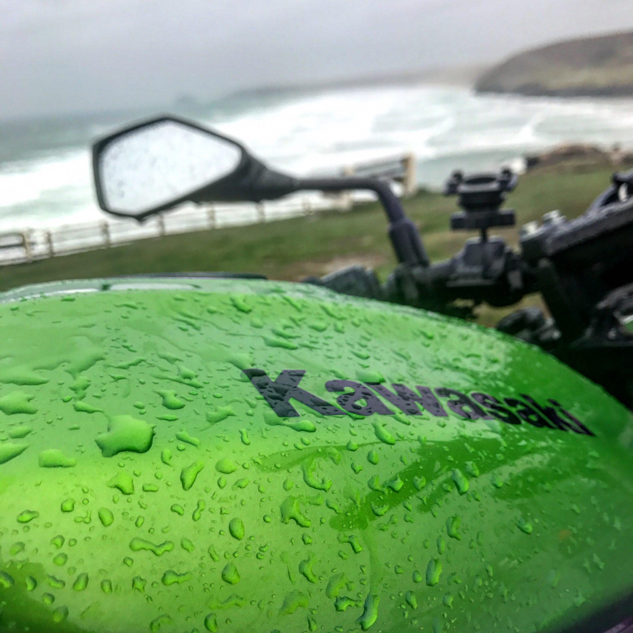 Tom Gould – Kawasaki Z250SL 3