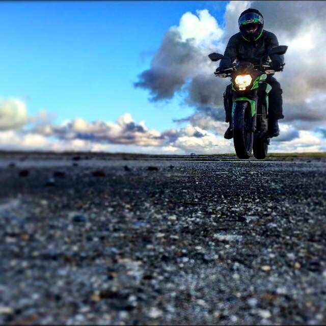Tom Gould – Kawasaki Z250SL