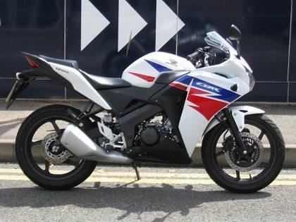 Ty Adams – Honda CBR125R