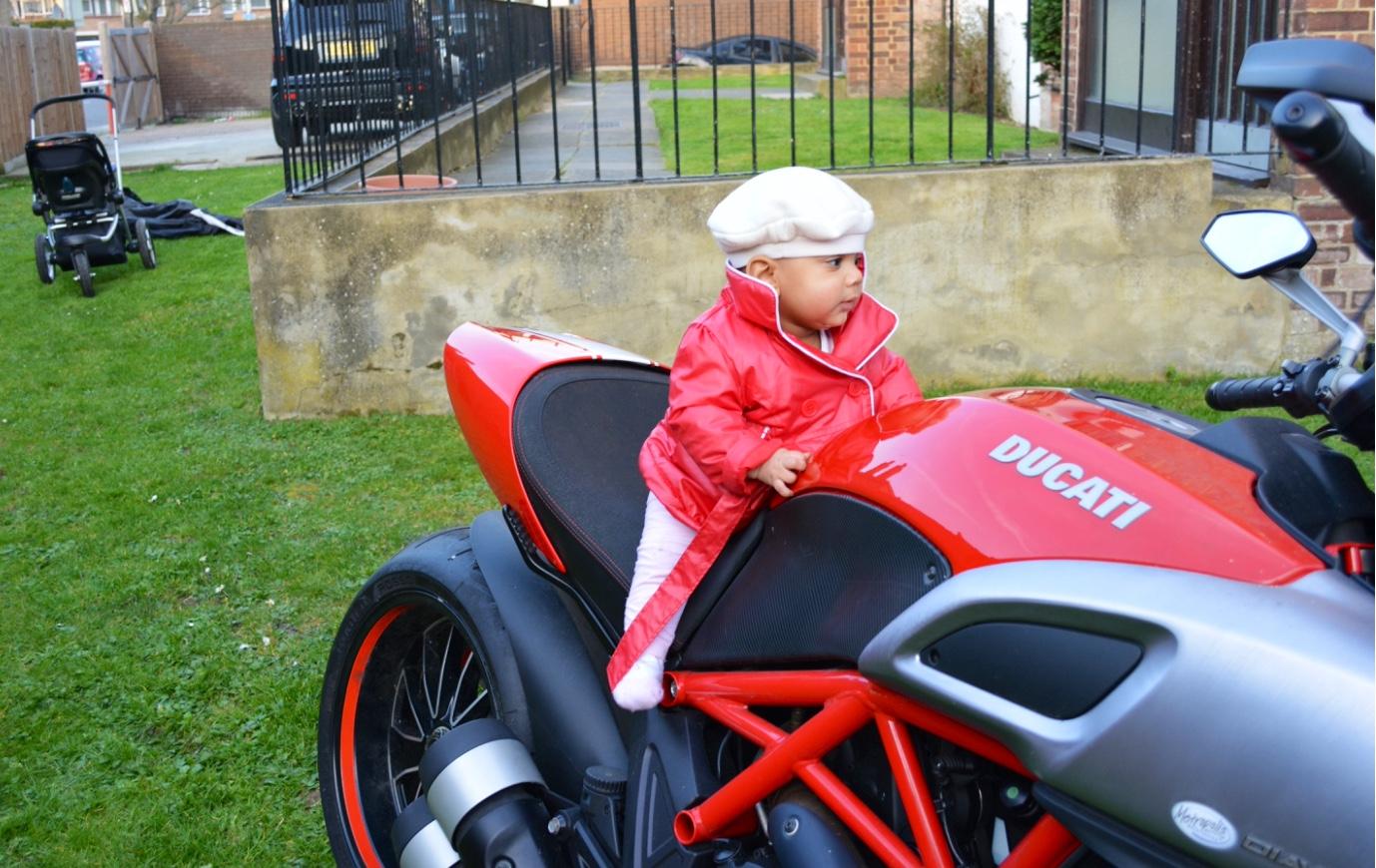 Willie – Ducati Diavel