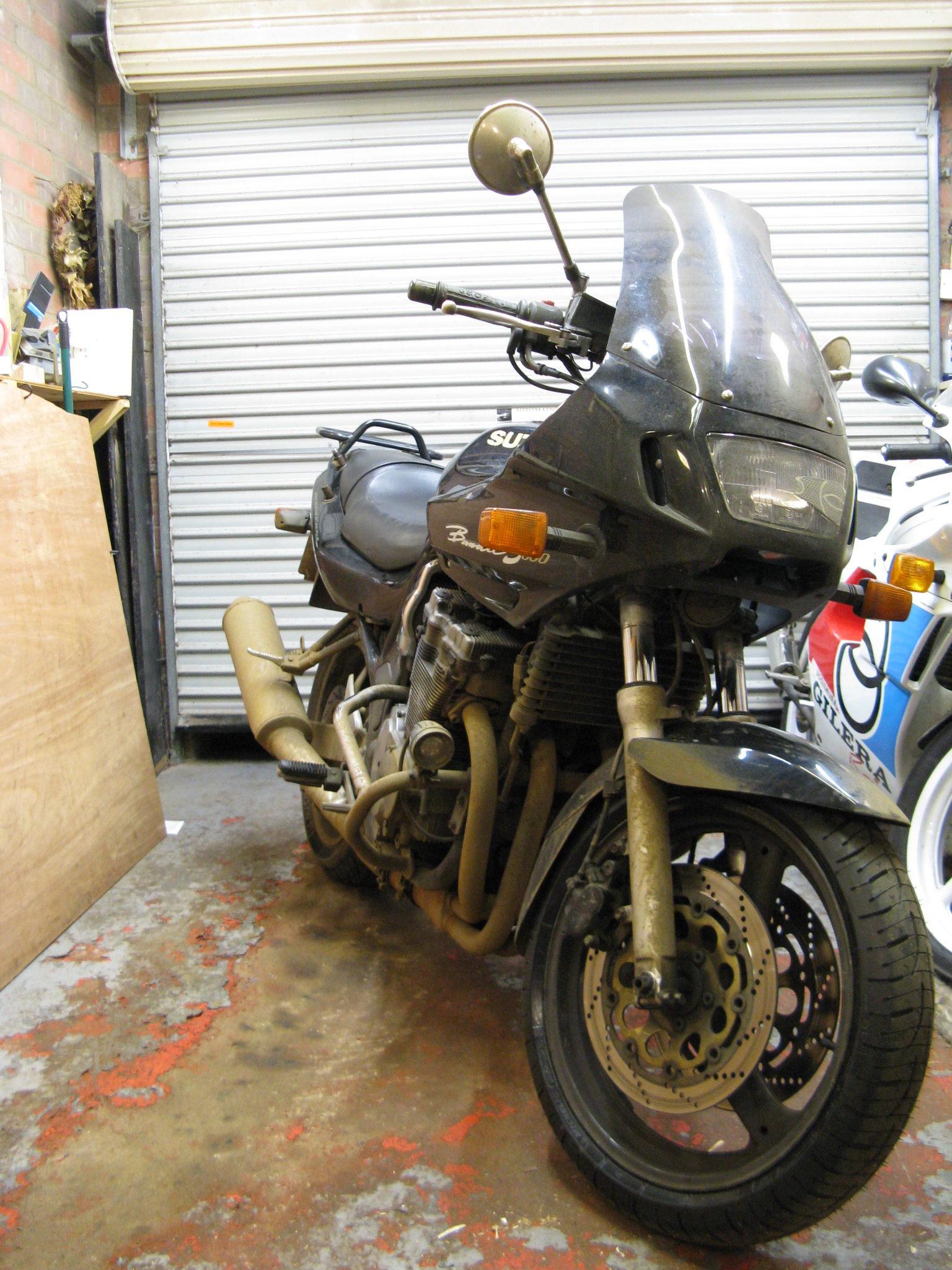allan – Suzuki GSF600 Bandit
