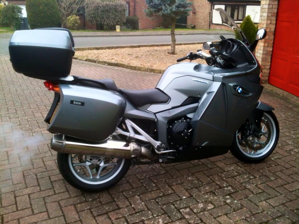 Bob – BMW K1300GT