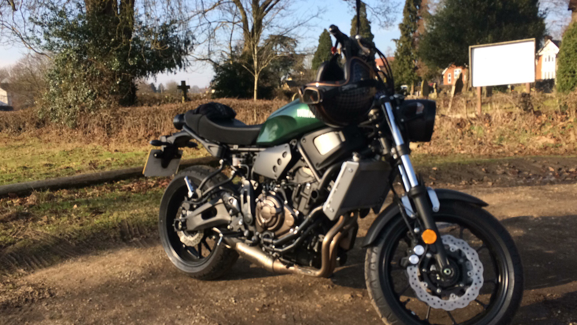 Dean – Yamaha ZSR700