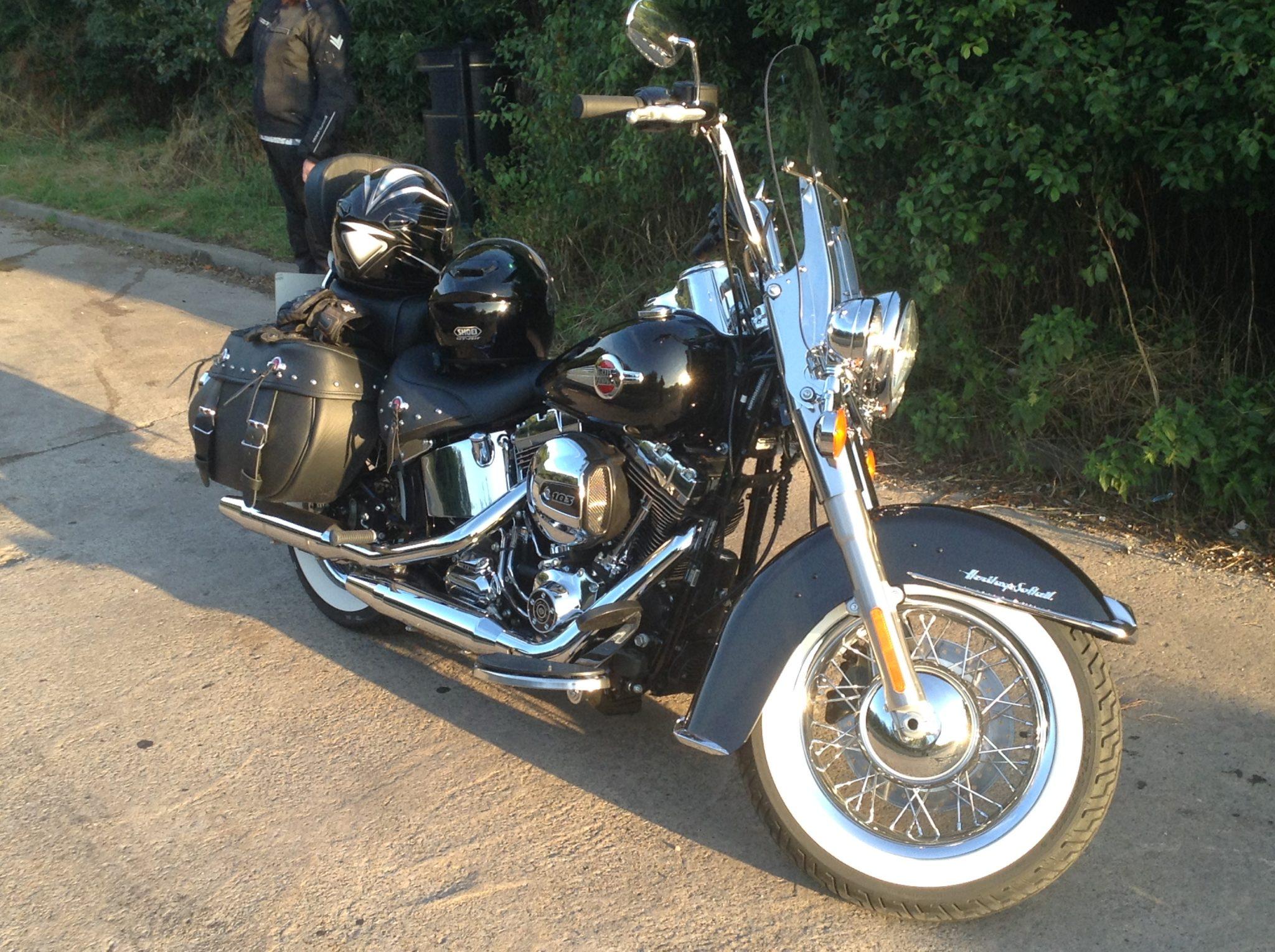 Eddie – Harley Davidson Softail