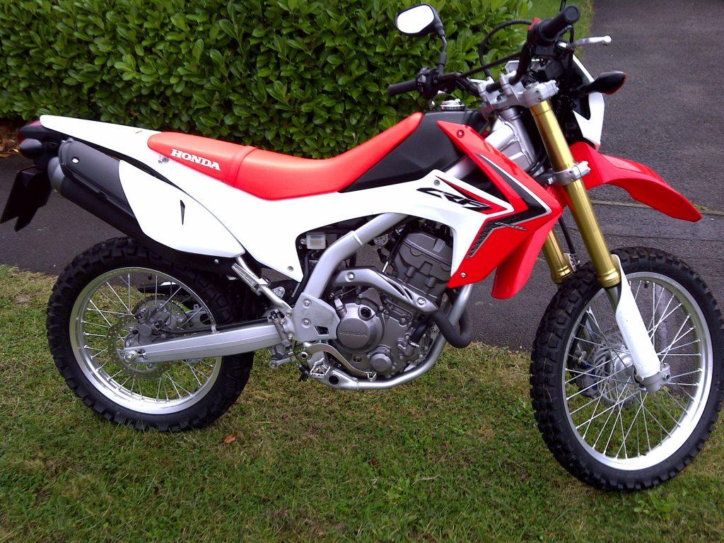 Engin – Honda CRF250L