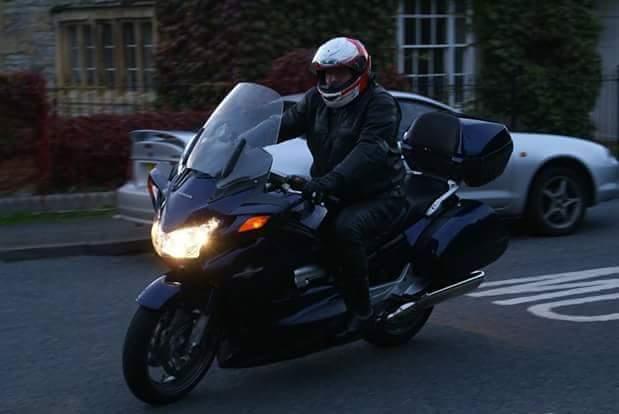 Graham – Honda ST1300 Pan European