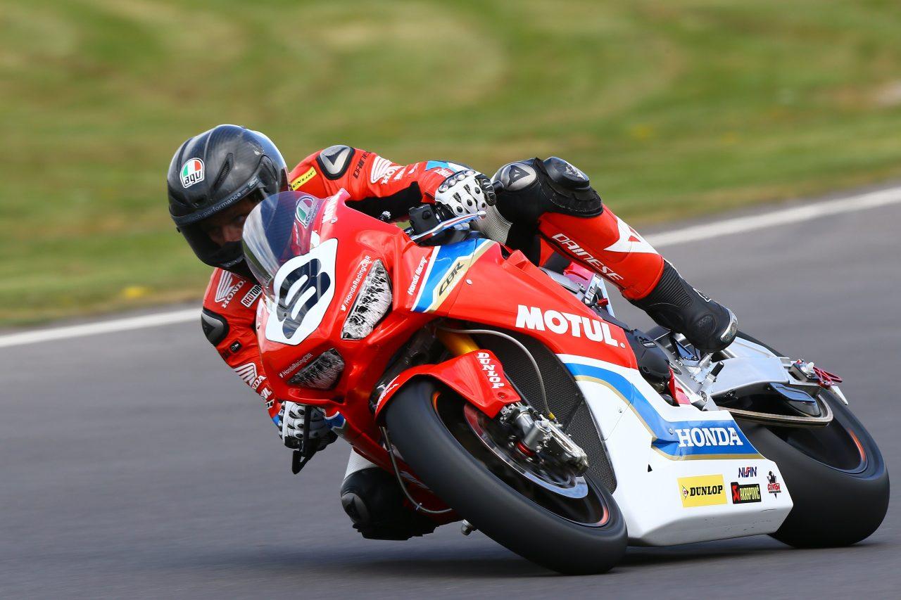Guy Martin image credit Honda Racing