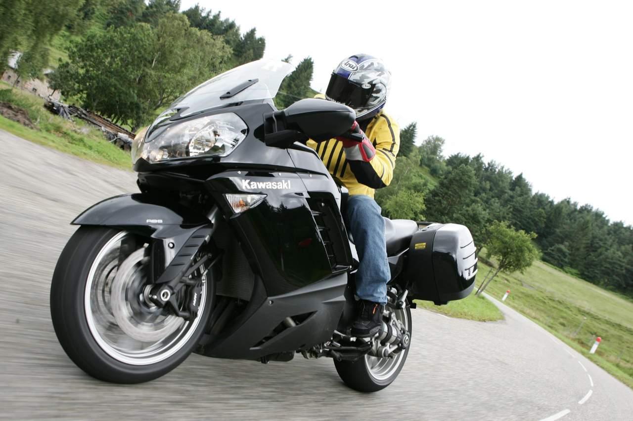 Kawasaki 1400GTR 2007