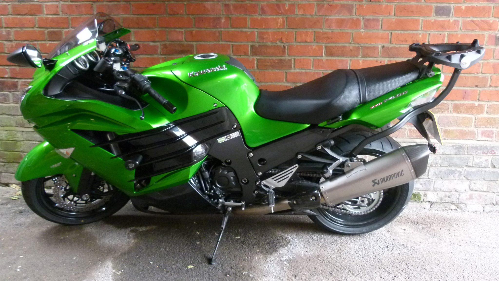 Mark – Kawasaki ZZR1400