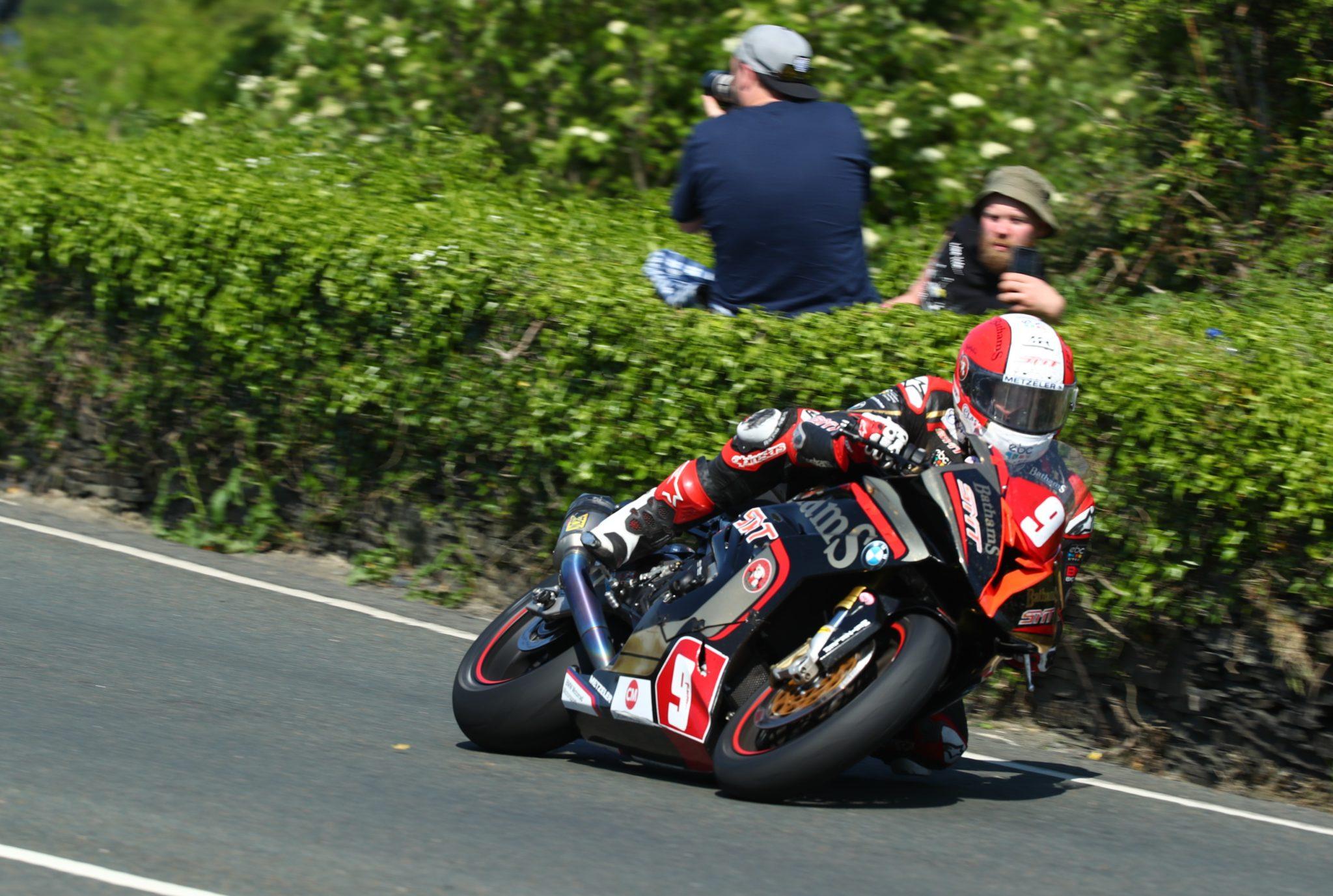 Michael Rutter, image credit Bathams SMT Racing
