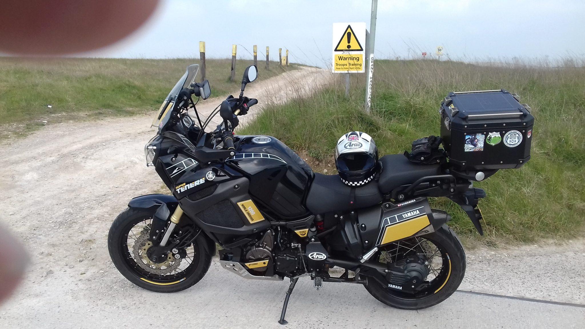 Trevor – Yamaha XT 1200Z Super Tenere