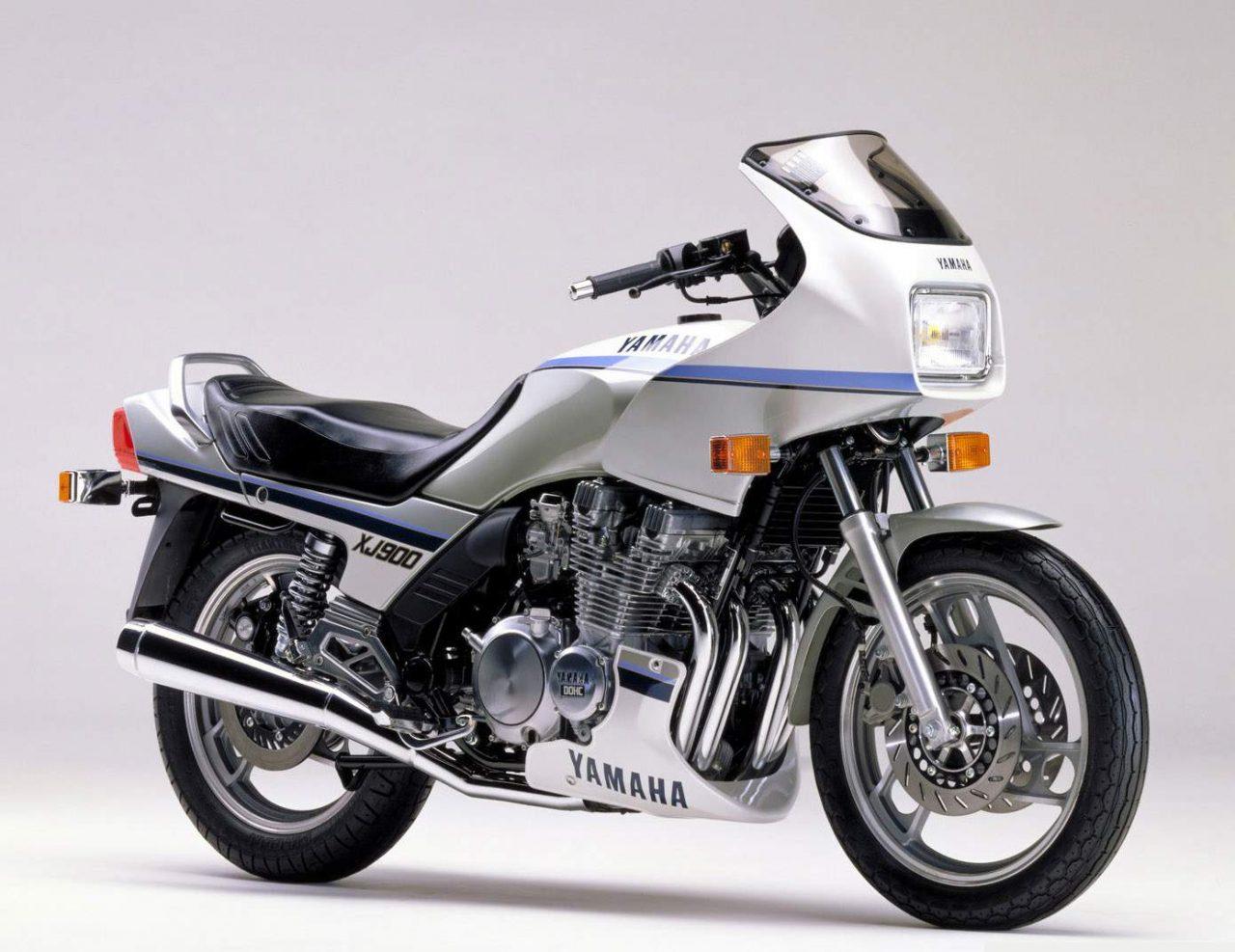 Yamaha XJ900F