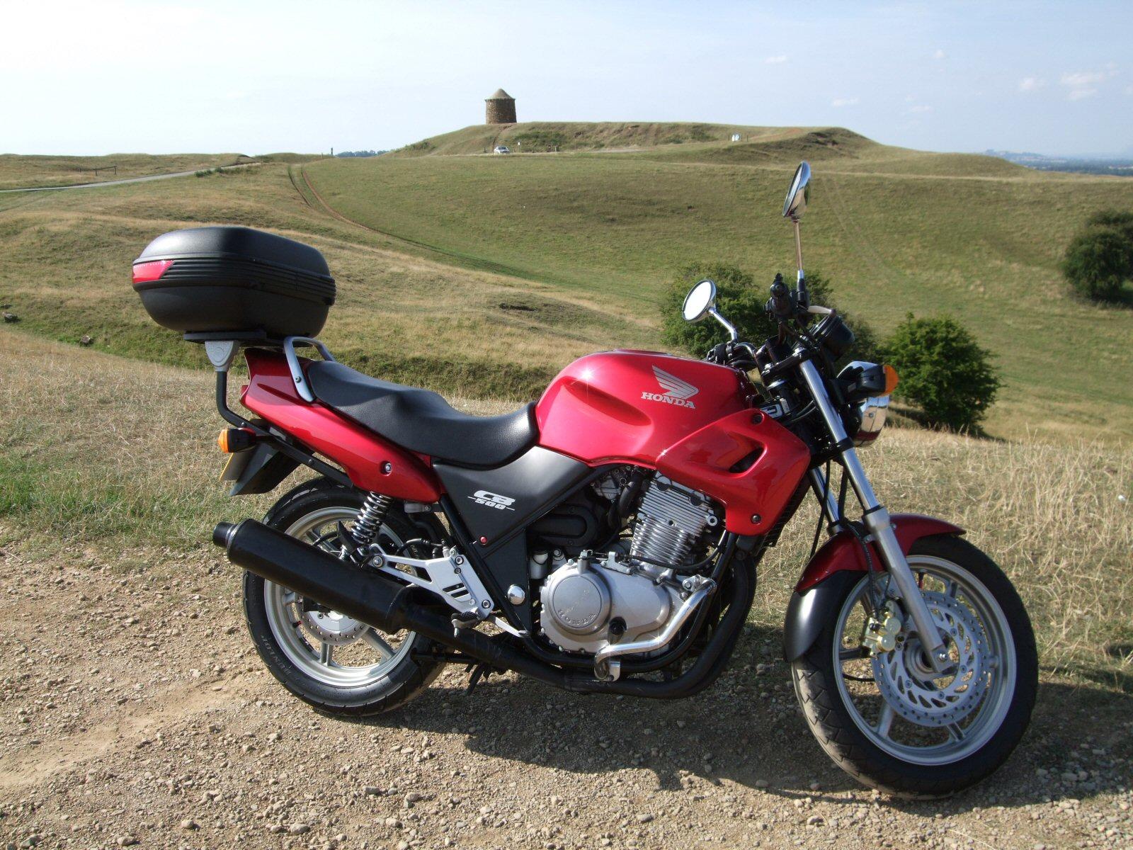 Clive – Honda CB500