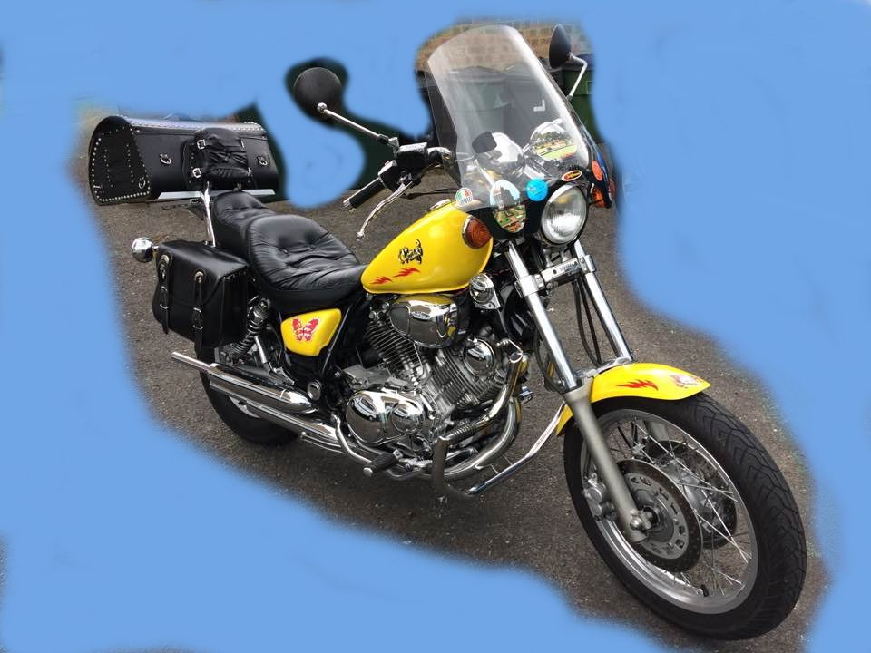 Dave – Yamaha XV535 Virago