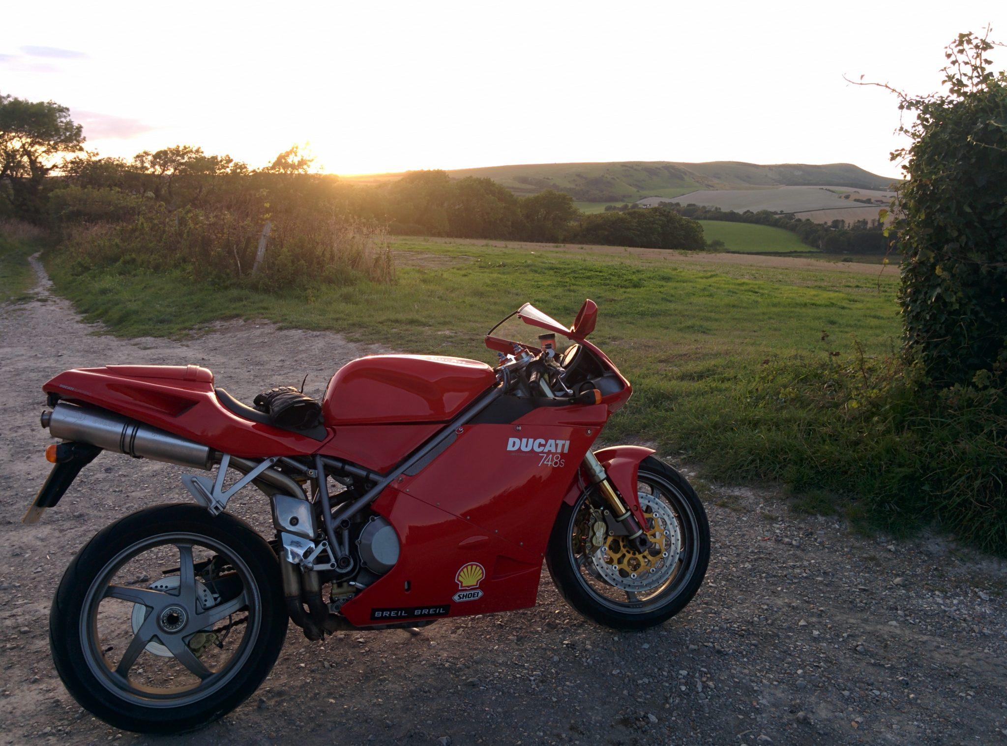 Simon – Ducati 748