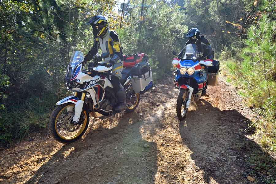 Tim Lloyd – Honda CRF1000L Africa Twin (2)