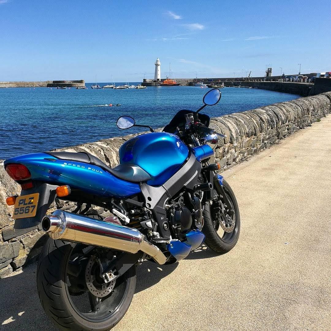 Triumph Speed Four – Conor