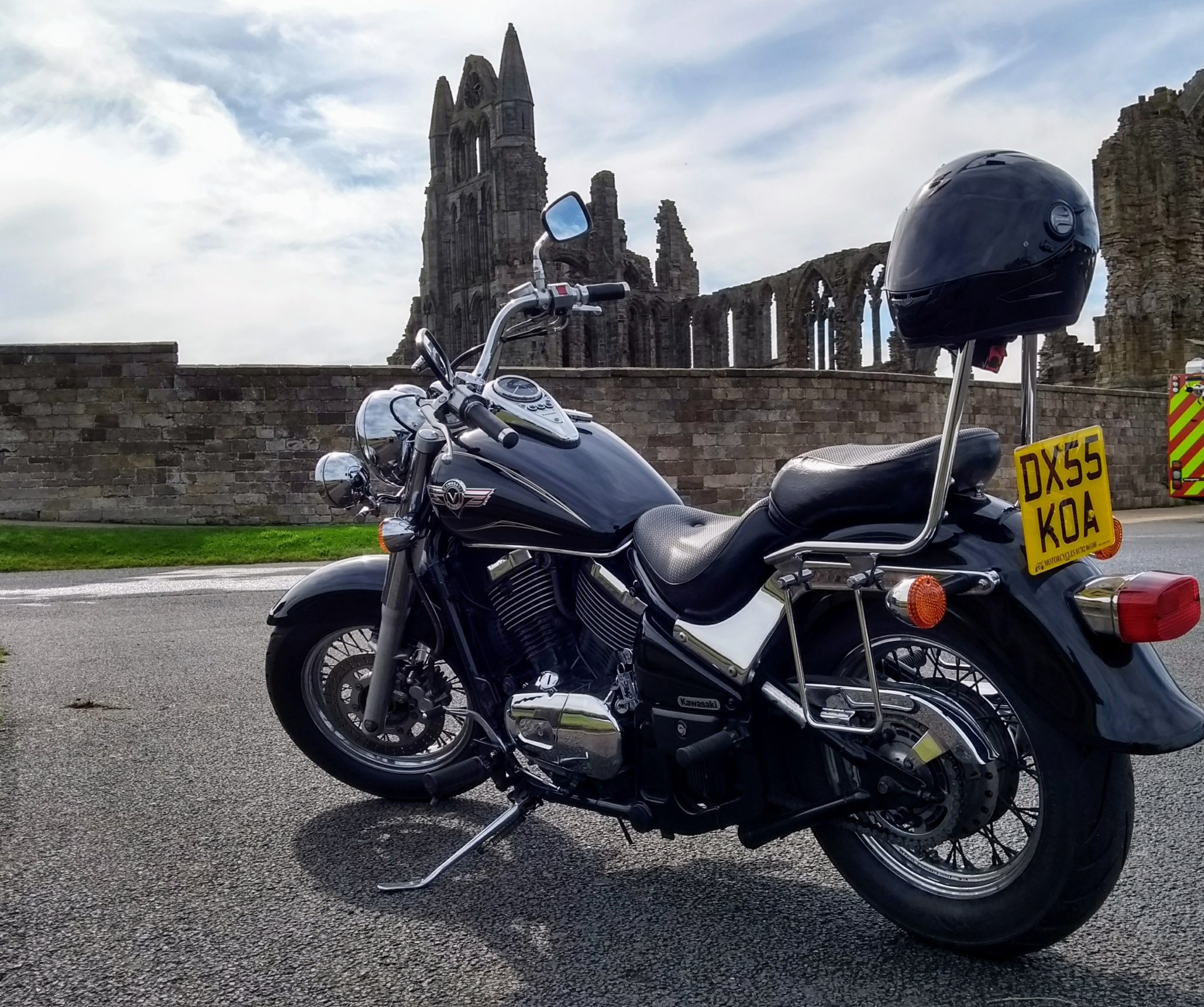 Tubby Graver – Kawasaki VN800 Classic