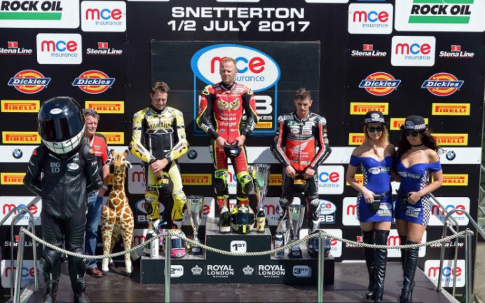 Byrne seals Snetterton double image credit Jon Jessop Photography