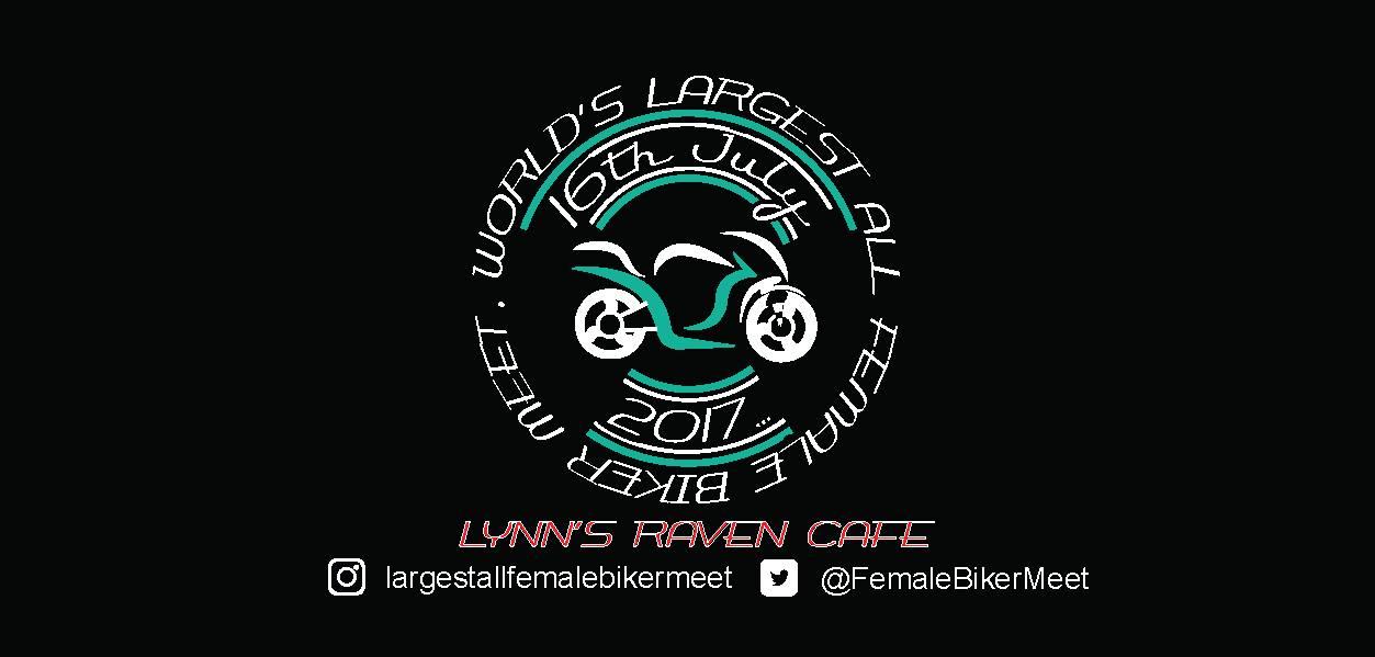 Worlds Largest All Female Biker Meet credit Facebook
