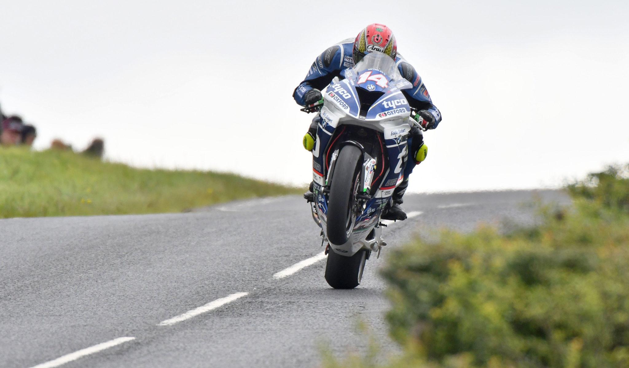 Dan Kneen Ulster GP 2017 image credit Pacemaker Press International