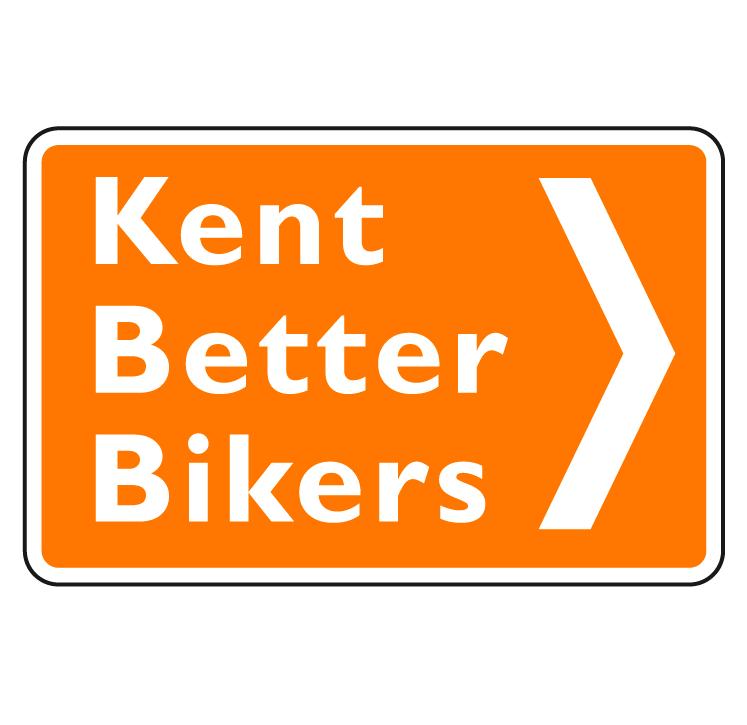 Kent Better Bikers Logo