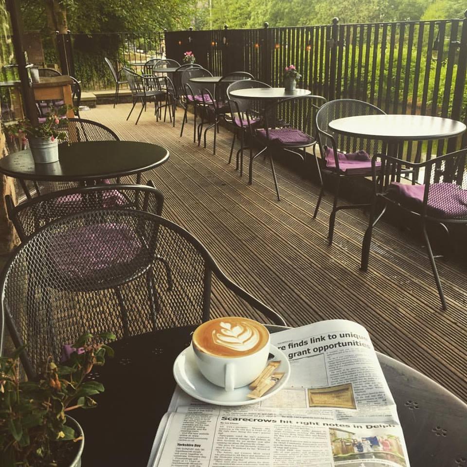 Limekiln cafe outside credit facebook page