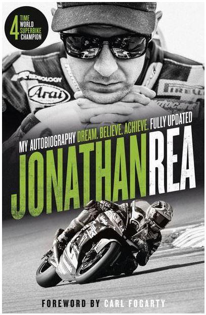 Jonathan Rea Book