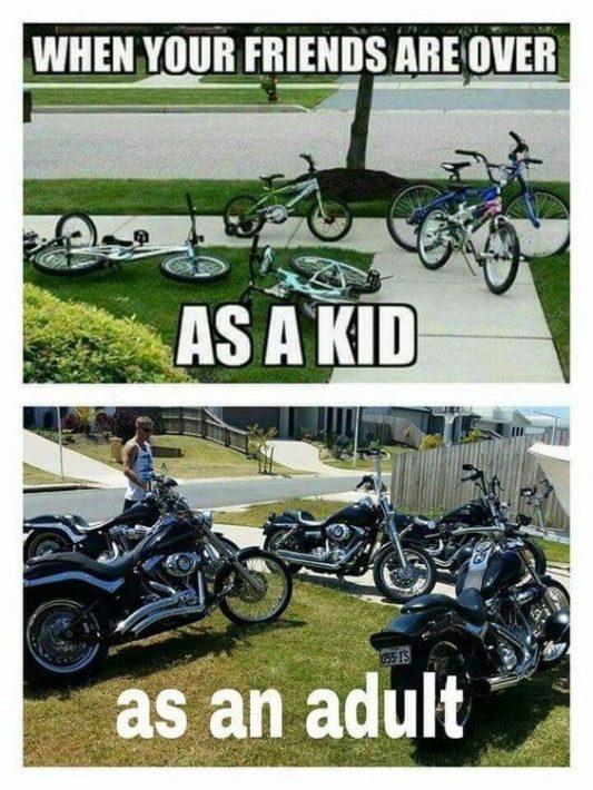 mates motorcycle meme