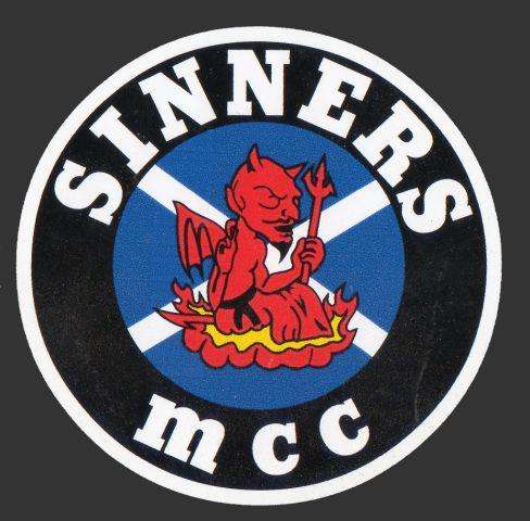 Sinners MCC Logo