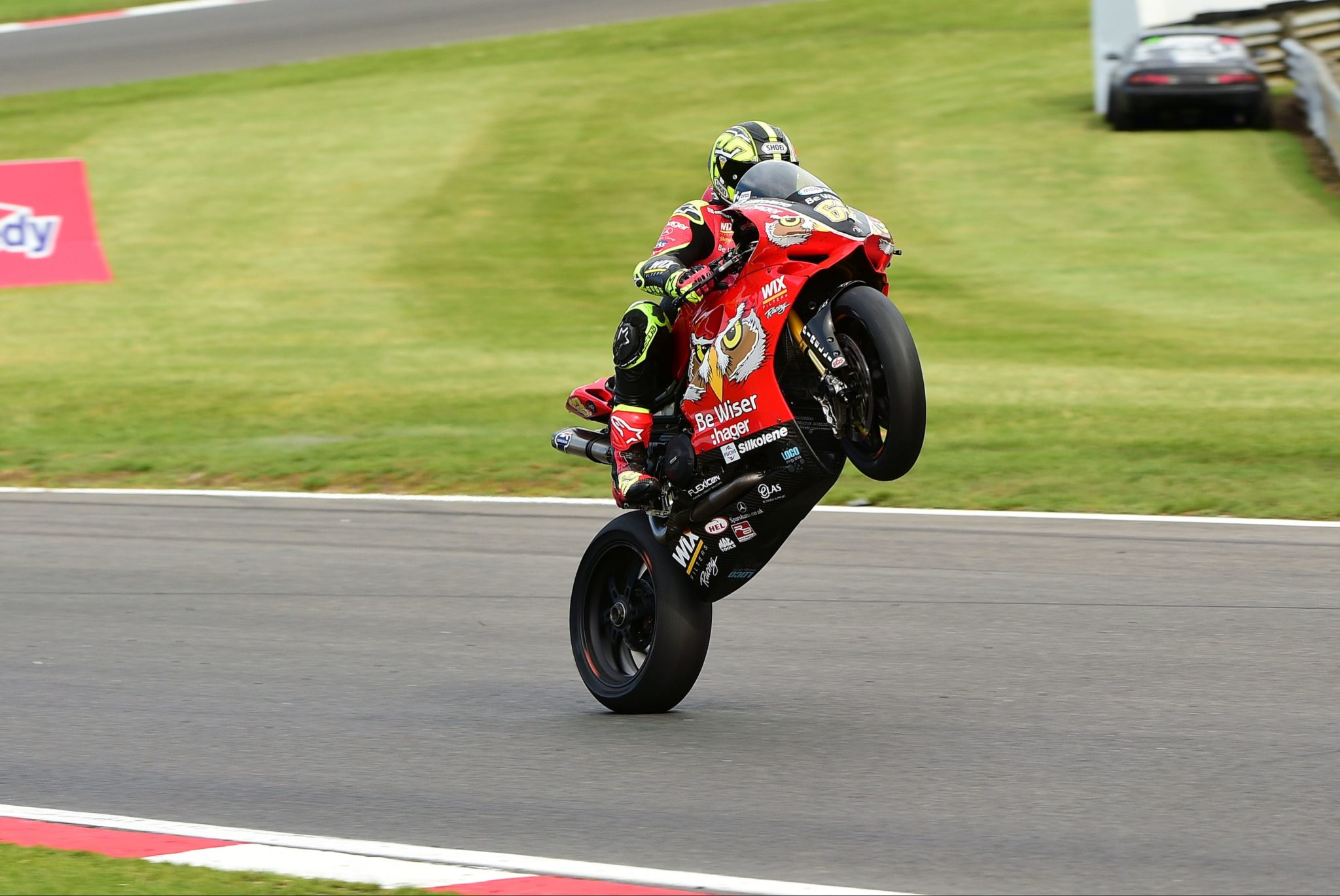 Can Shakey defend his title? Image credit Jon Jessopp Photography