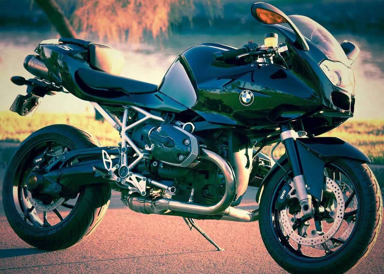 Carlos – BMW R1200S