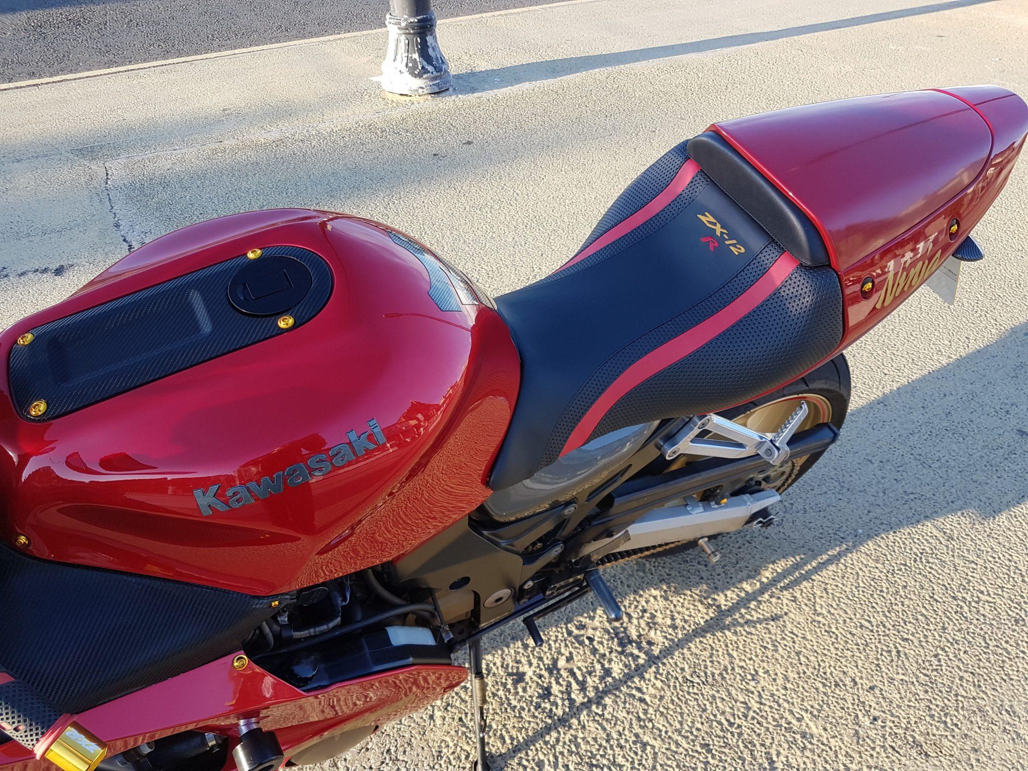 Len Hartley – Kawasaki ZX-12R