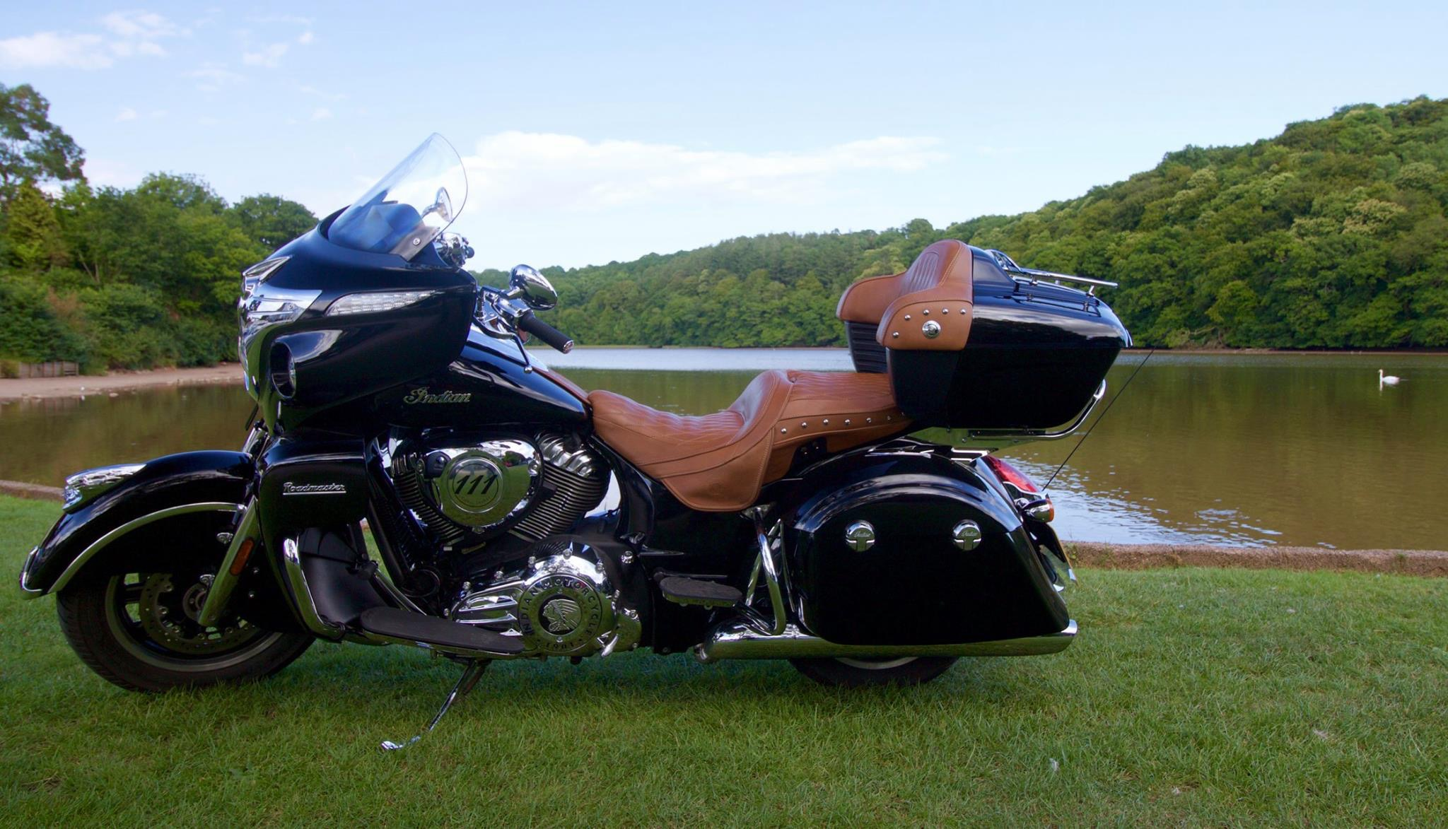 Mike – Indian Roadmaster 2